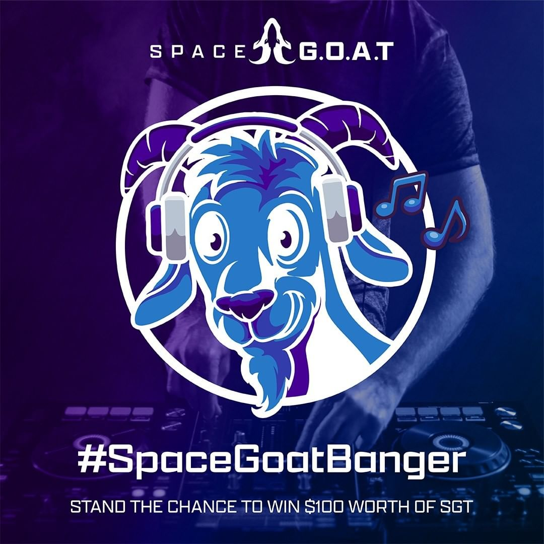 SpaceGoat Banger Of The Month